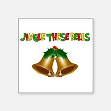 Jingle These Bells Sticker