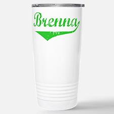 Funny Brenna Travel Mug