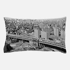 Cute Manhattan skyline Pillow Case