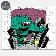 Rampage monster Puzzle