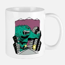 Rampage monster Mugs