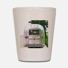 Vintage Airstream Pillow Shot Glass
