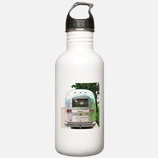 Vintage Airstream Pillow Water Bottle