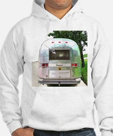Vintage Airstream Pillow Hoodie