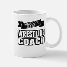 Worlds Best Wrestling Coach Mugs