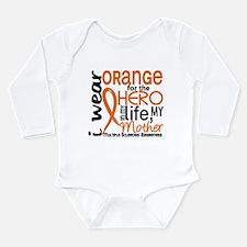 Unique Multiple sclerosis awareness walk Long Sleeve Infant Bodysuit