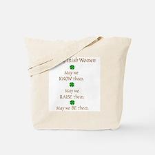 Cute Raise Tote Bag