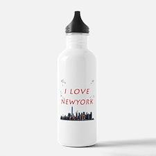 I Love Newyork Water Bottle