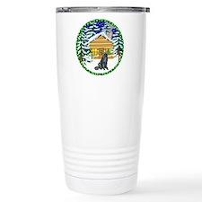 Cute Newfies Travel Mug