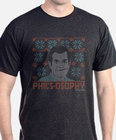 modern family phil's-osophy ugly T-Shirt