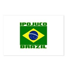 Ipojuca, Brazil Postcards (Package of 8)