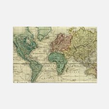 Cool Cartographers Rectangle Magnet