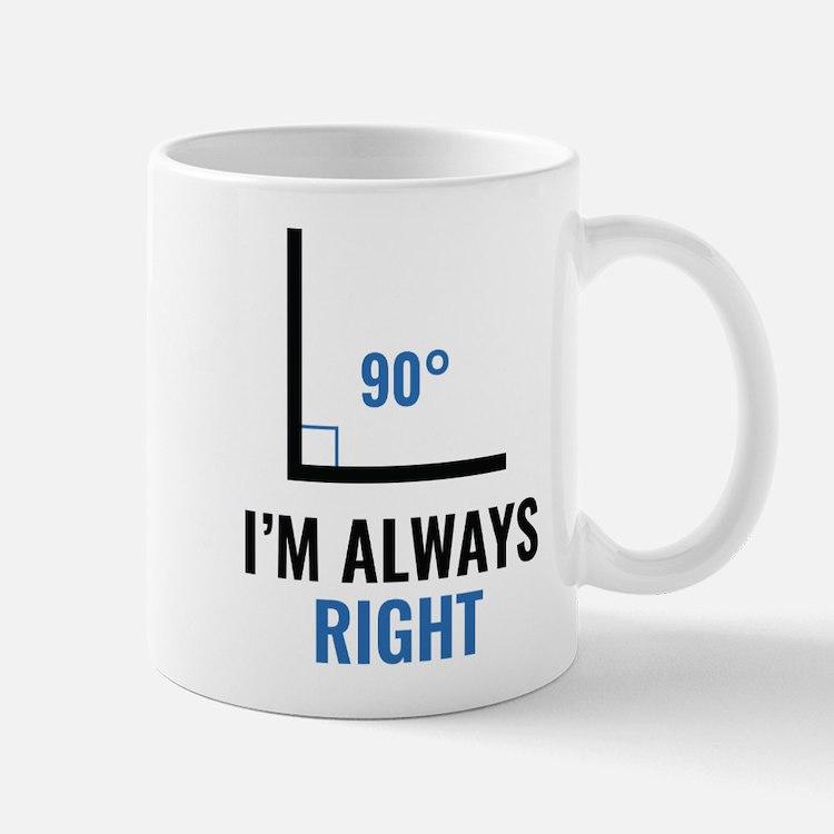 Cute Geometry Mug