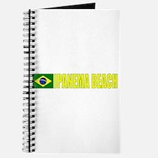 Ipanema Beach, Brazil Journal