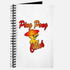 Ping Pong Chick #5 Journal