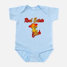Real Estate Chick #5 Infant Bodysuit