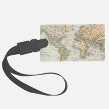 Unique World Luggage Tag