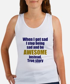 HIMYM Be Awesome Tank Top