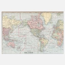 Cute Maps Wall Art