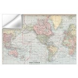 Maps Wall Decals