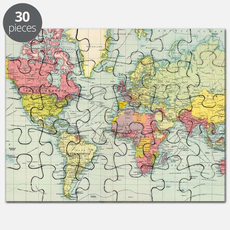 old world map puzzles old world map jigsaw puzzle templates