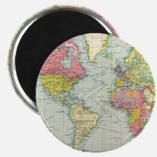 Unique World Magnet