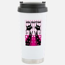 Cute Nurse practitioner graduate Travel Mug