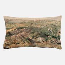 Cute Vintage national parks Pillow Case