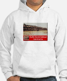 Pacific Electric Railroad Hoodie
