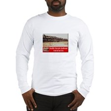 Pacific Electric Railroad Long Sleeve T-Shirt