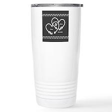 Mr. and Mrs. Wedding Cu Travel Mug
