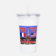 United We Stand! Victo Acrylic Double-wall Tumbler