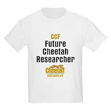 Future Cheetah Researcher Kids' T-Shirt