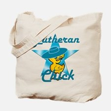 Lutheran Chick #7 Tote Bag