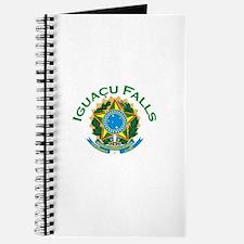 Iguacu Falls Journal