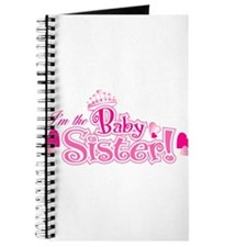 Curly Im The Baby Sister Journal