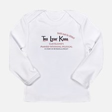 Cute Anti lebron Long Sleeve Infant T-Shirt