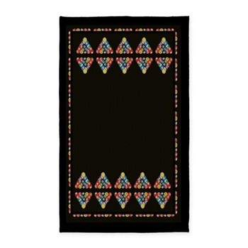 Game Room Rug by OTC Billiard Designs