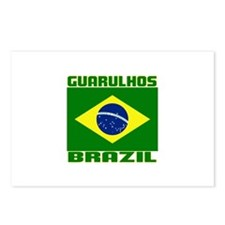 Guarulhos, Brazil Postcards (Package of 8)