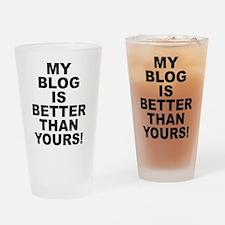 M.b.i.b.t.y. Drinking Glass