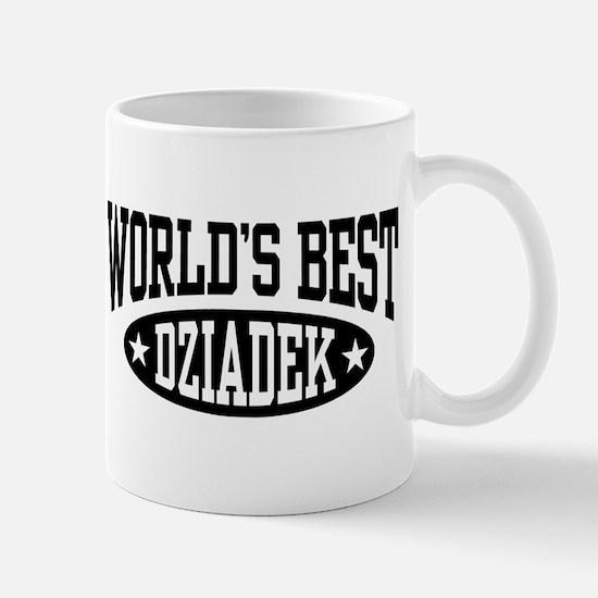 World's Best Dziadek Mug