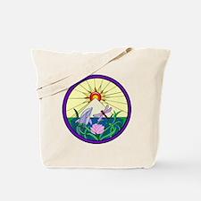 Unique Peace egypt Tote Bag