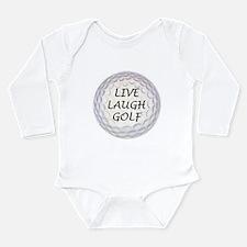Unique Tiger woods humor bumper Long Sleeve Infant Bodysuit