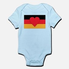 Germany Body Suit