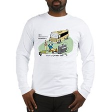 Cool Traveling Long Sleeve T-Shirt
