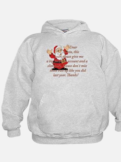 Santa Letter Hoody