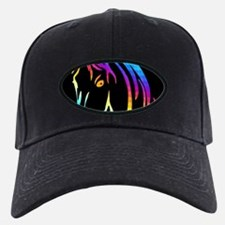 Colorful Horse Baseball Hat