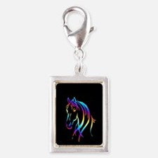 Colorful Horse Charms