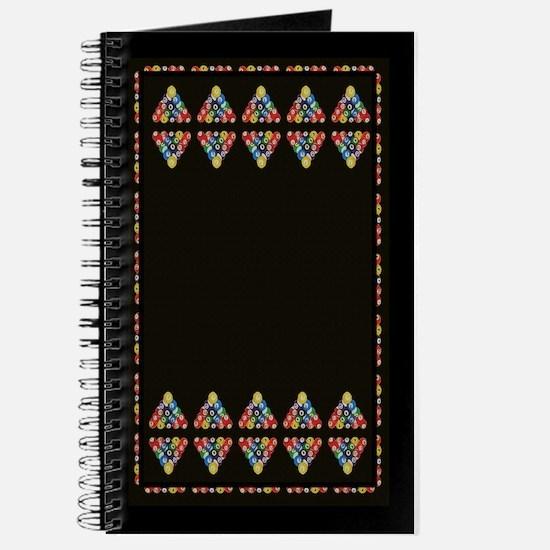 Billiard Man Cave Journal