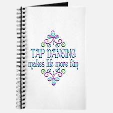 Tap Dancing Fun Journal